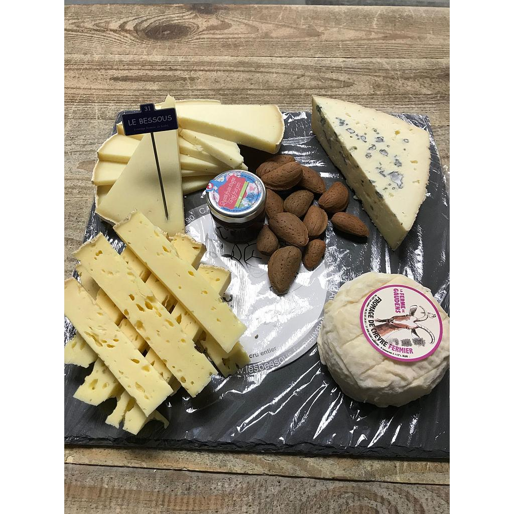 PLATEAU FROMAGE 6 PERSONNES